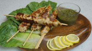 Chicken Seekh Kabab on Tawa / Pan
