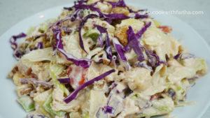 Healthy Nut Salad