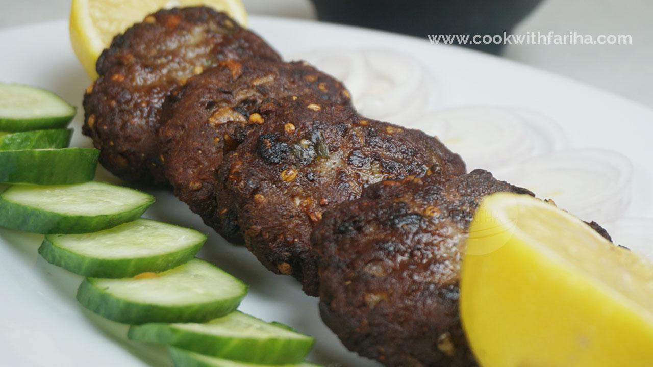 Peshawari Chapli Kabab (Beef)