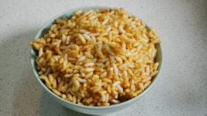 Sweet Puffed Rice (Murmura)