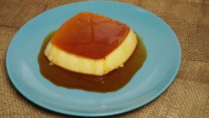 Caramel Egg Pudding