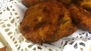 Chicken Cutlet Kabab