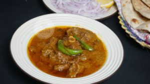 Mutton Qorma With Homemade Masala