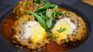 Nargisi Kofta (Meatballs)