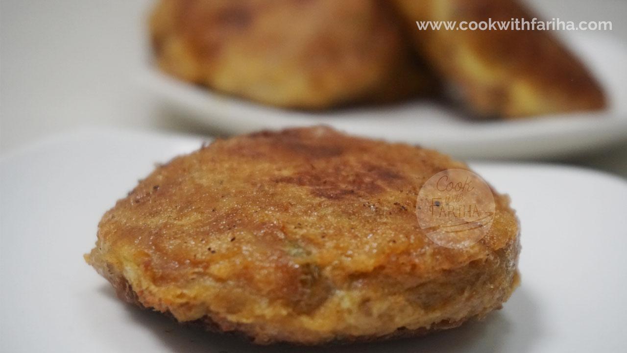 Beef Shami Kabab