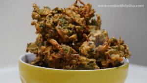 Crispy Lacha Pakora | Ramadan Special