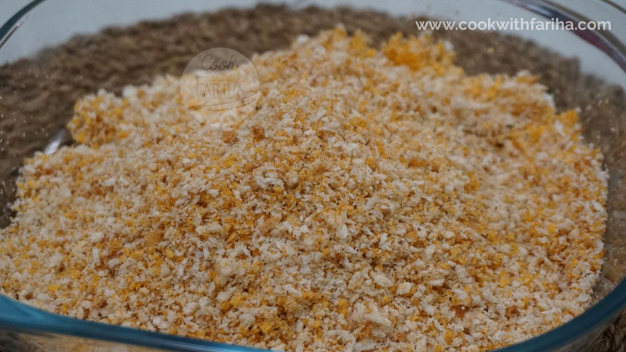 Spicy Bread Crumbs | Ramadan Special