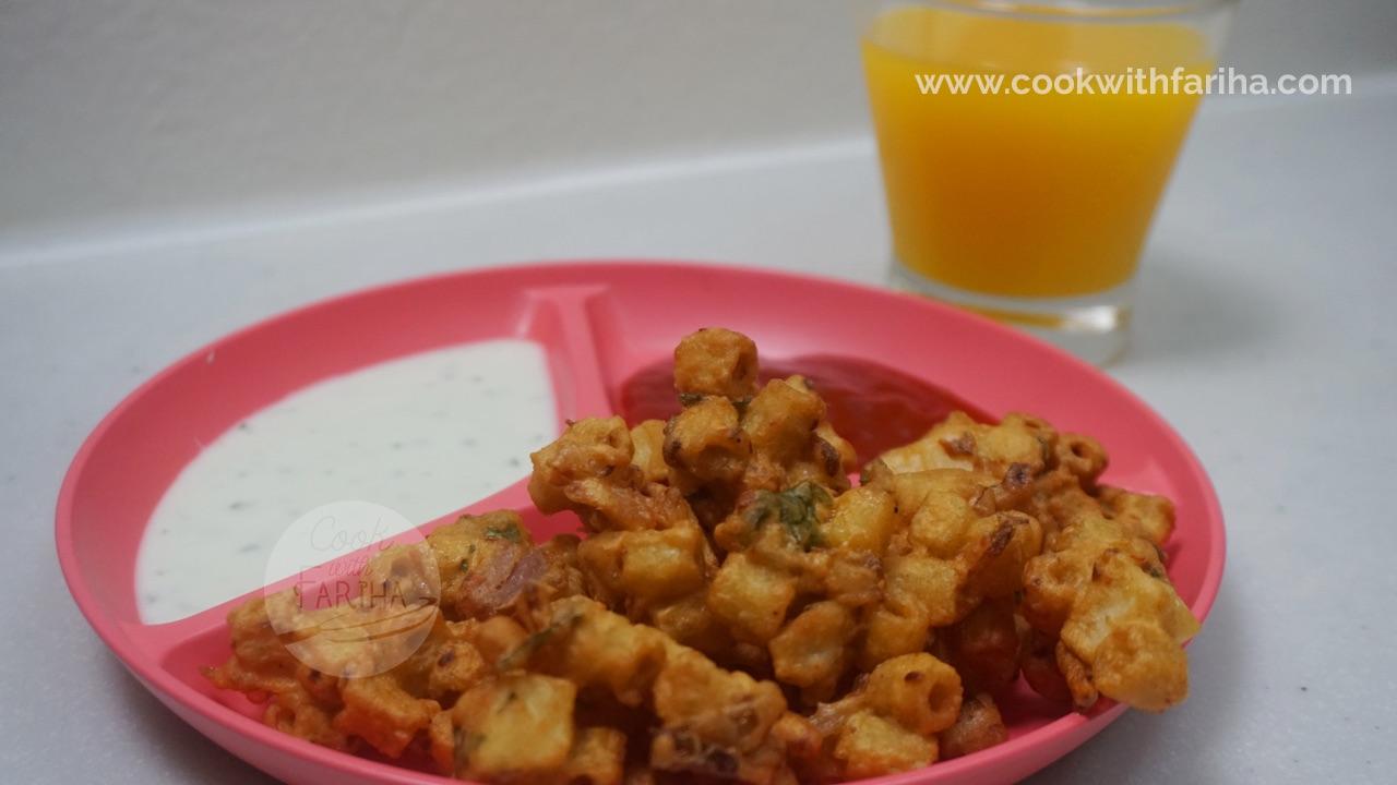 Macaroni Pakora