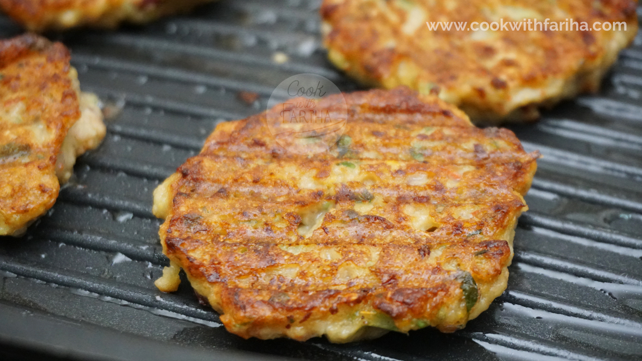 Chicken Pan Kabab Recipe