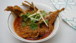 Mutton Chops Masala