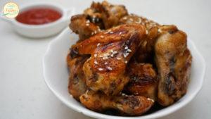 Sweet n Sour Chicken Wings
