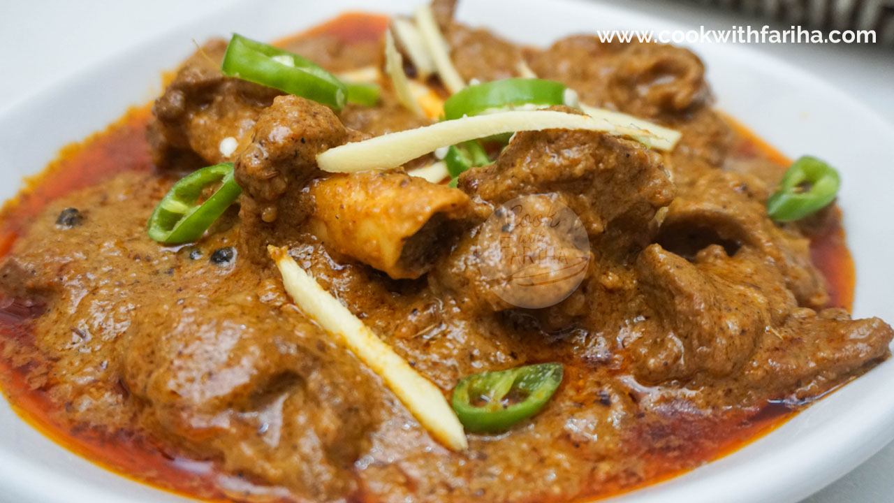 Mutton Korma Recipe | Shadiyon Wala Mutton Qorma