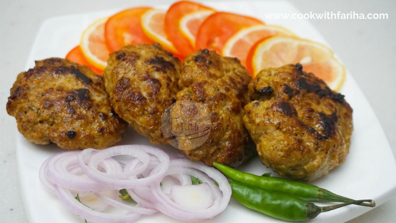 Beef Galawati Kabab Recipe