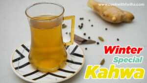 Ginger Tea Recipe | Adrak Kahwa