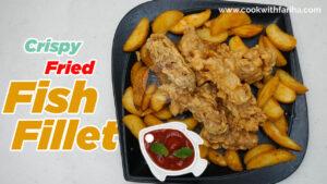 Crispy Fried Fish Fillet Recipe