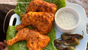 Tandoori Chicken Tikka Recipe
